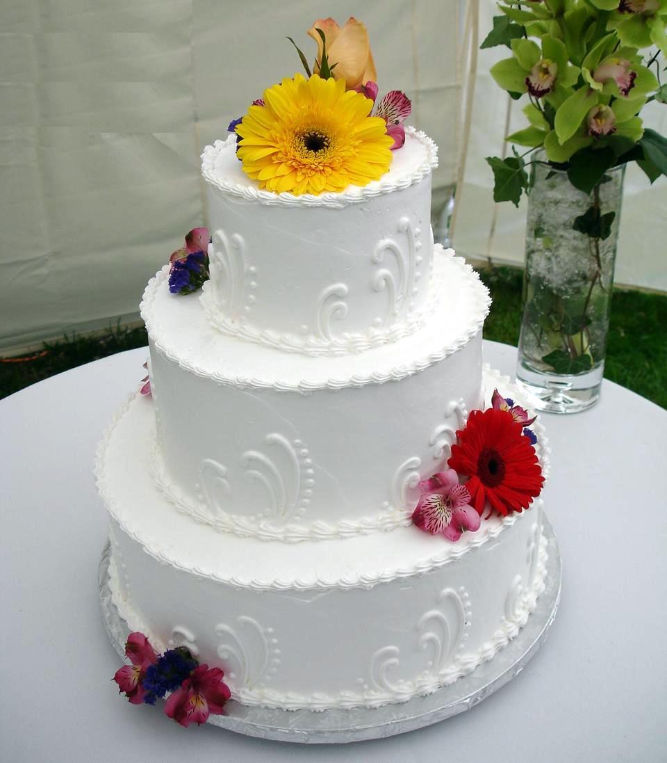 Zimbabwe Wedding Cakes
